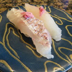 がってん寿司 - 桜鯛
