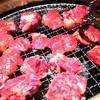 ワンカルビ Plus+ - 料理写真:家族焼肉は網の上にいっぱい肉がのります!