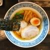 めん処 藤堂 - 料理写真:2017年3月 雫 平打ち麺(醤油) 760円