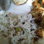 63524678 - (2017年3月 訪問)このインディカ米が意外にも美味しい。ダルカレーによく合う。