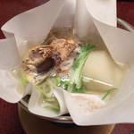 みやじまの宿 岩惣 - かわりの鯛鍋
