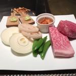 63530291 - 但馬牛フィレ&サーロインと焼野菜