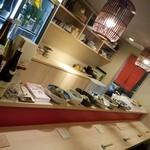 日本酒とおばんざい 北庵 - 店内