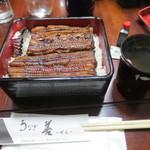 善 - 料理写真:うな重(3500円)