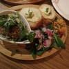 バール イタリアーナ ソウル フリー - 料理写真:「前菜の盛り合わせ 700円」