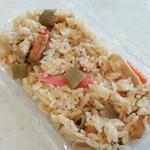 山菜料理のグランマ - 山菜ごはん 270円