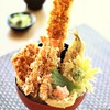 天喜代 - 料理写真:春の大江戸天丼