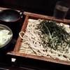 さ竹 - 料理写真:ざるそば