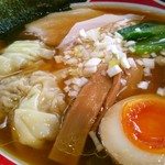 らー麺 N - 極N麺(醤油)