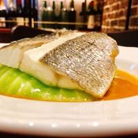 【旬の魚・魚の旨味】スープ・ド・ポワソン
