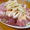 はせ川 - 料理写真:盛合せ 中