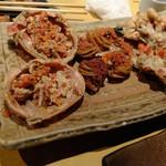 居酒屋 純ちゃん - 香箱蟹