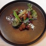 フレンチ サクラ - 前菜2