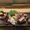 日本酒 肴 月