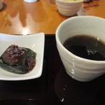 繭蔵 - 繭膳のデザート