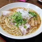 中華そば阿部 - 初めのころは美味しかったのになぁ