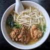 蘇州園 - 料理写真:唐揚ラーメン