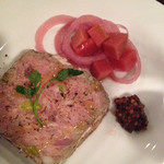 マルゴ ファイブ - ゴロゴロお肉のテリーヌ