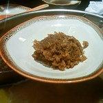 小尾羊 - 激辛の元である唐辛子を発酵させた泡辣椒(パオラージャオ)