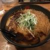 らーめん一騎 - 料理写真:にんにくスタミナラーメン(850円)