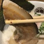 無垢 ツヴァイテ - 【2017.2.28】豚バラ肉のチャーシュー。