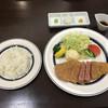 京橋モルチェ - 料理写真:ビーフの瞬間レアカツ