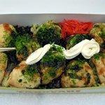 大判焼の太田 - 料理写真:たこ焼