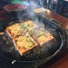 国八食堂 - 料理写真:豆腐鉄板焼き一人前