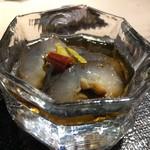 第三春美鮨 - 茶ぶりの海鼠