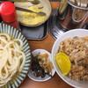 いぶきうどん - 料理写真:日替わりセット☆★★☆
