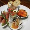 トラットリア・モキチ - 料理写真:前菜5種盛り合わせ