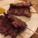 ブラーリ - 豚ハラミ、サガリ