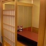 やじろべえ - 堀座敷個室