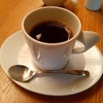 坂の上レストラン - コーヒー