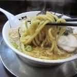 らーめん 潤 - 極太麺 リフト