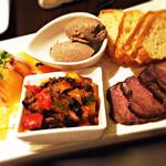 Koume - 彩り前菜の盛り合せ