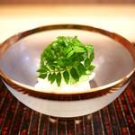 緒方 - 木の芽の鮨