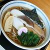駕籠町 藪そば - 料理写真:おかめそば(1,000円)2017年3月