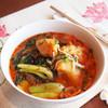 【フォー・カー】Phở cá basa chiên sốt cà chua cốt dừa