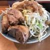 立川マシマシ ロイヤルスープ - 料理写真:【2017.3.1】小ラーメン¥750+ブタ増し¥150