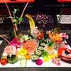 創作Dining Sushi きくち - 料理写真:女子会の刺身の盛り合わせ