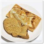 鯛きち - あずきパイ焼き / たい焼き(黒ごま)