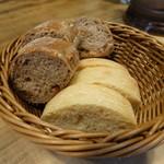 イノーヴェ - パンは二種類