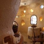 森のアルム - 漆喰の部屋