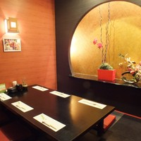 金澤茶屋スタイルお座敷個室