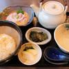 笠庵 賛否両論 - 料理写真:鯛茶漬け 1,300円