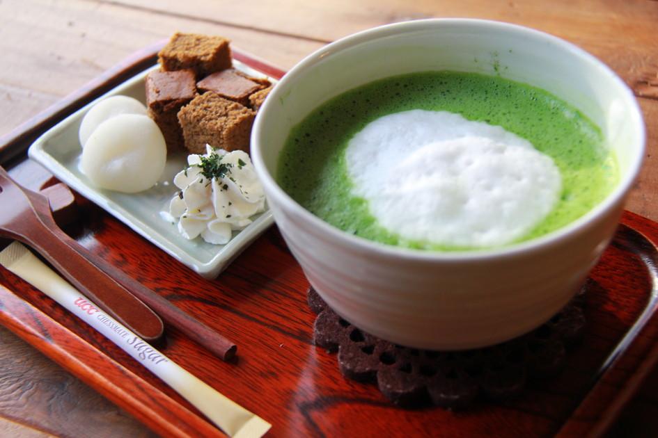 日本茶ばーUZI