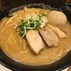 麺バカ息子 - 料理写真:醤油らー麺 大盛り 煮たまごトッピング  麺、チャーシューは絶品のまま 海苔もそのまま
