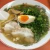 ラーメン吉田屋 - 料理写真:ネギラーメン630円