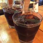 nori蔵 - ドリンク写真:アイスコーヒー